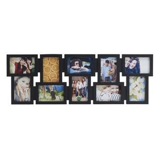 Melannco Black 10-opening Collage