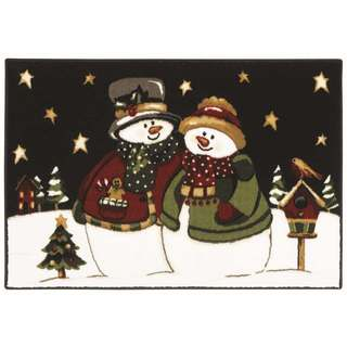 Starlight Stroll Holiday Accent Rug (2'7 x 3'10)