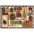 Holiday Mix Accent Rug (2'7 x 3'10)