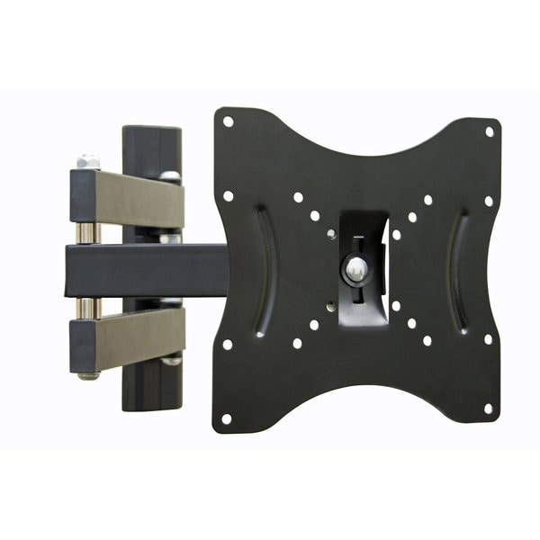 Mount-it! Flat Screen TV Wall Mount Bracket with Full Motion Articulating Arm