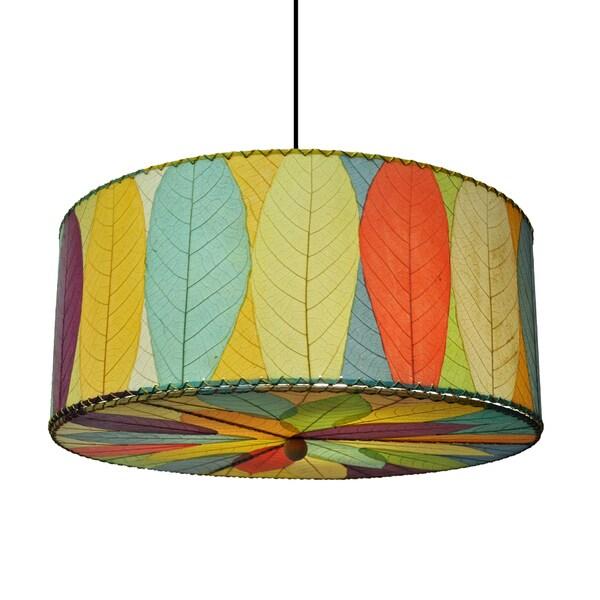 Large Multi Drum Light Pendent (Phillipines)