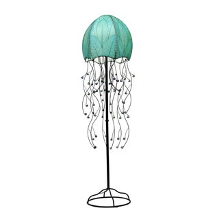 Jellyfish Floor Lamp (Phillipines)
