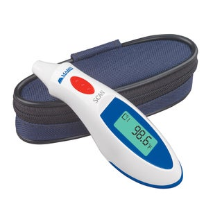 TenderTykes Instant Ear Thermometer, Dual Scale
