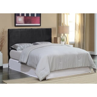 Bryen Contemporary Adjustable Espresso Headboard