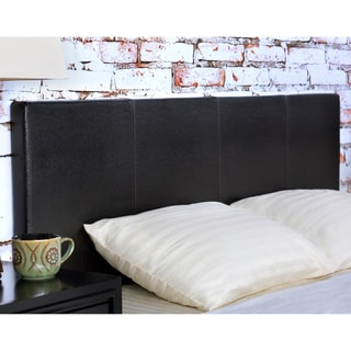 Furniture of America Bryen Contemporary Adjustable Espresso Headboard