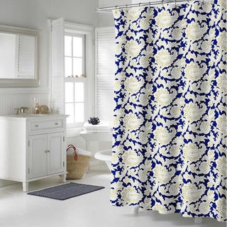 Nautica Palmetto Bay Cotton Shower Curtain