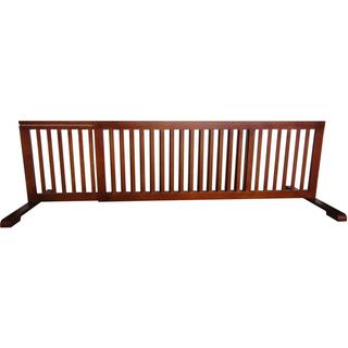 Large Free Standing Adjustable Pet Gate