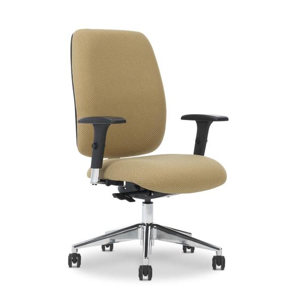 Ergocraft Viva High-back Khaki Task Chair