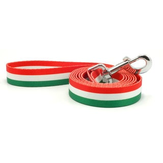 PatriaPet Hungarian Flag Dog Leash