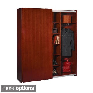 Mayline Signature Storage Cabinet/Wardrobe