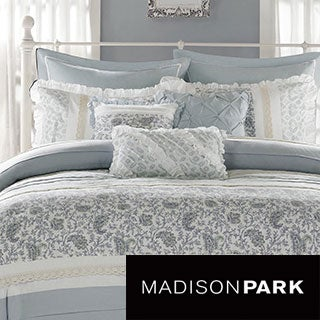 Madison Park Vanessa 9-piece Duvet Cover Set
