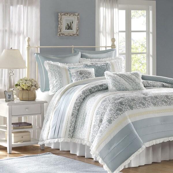 Madison Park Vanessa 9-piece Comforter Set