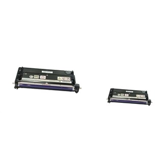 INSTEN 2-ink Black Cartridge Set for Dell 3110/ 3115