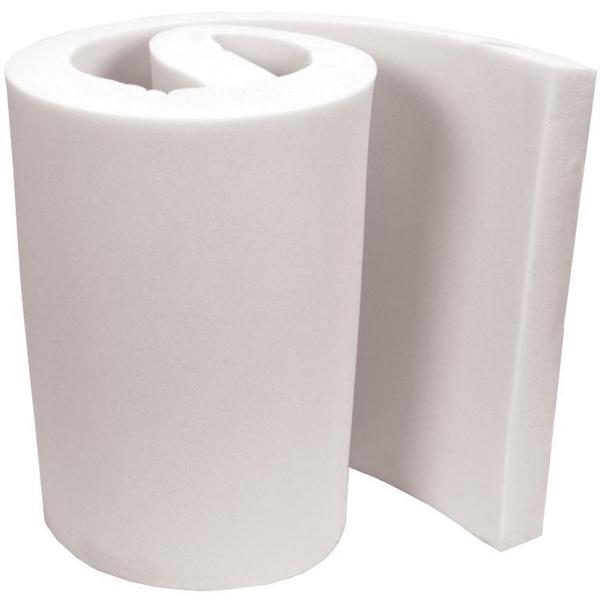 Extra High Density Urethane Foam 4 X24 X82 - White FOB:MI