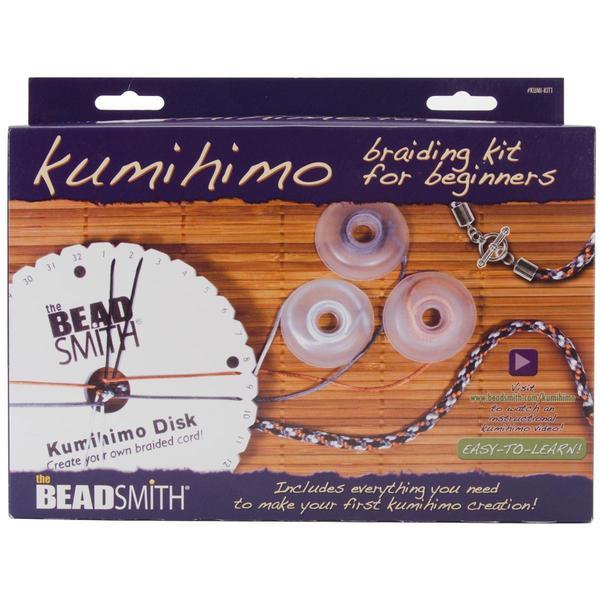 Kumihimo Starter Kit -