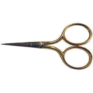 Embroidery Scissors 2-7/8 - Gilt Handle
