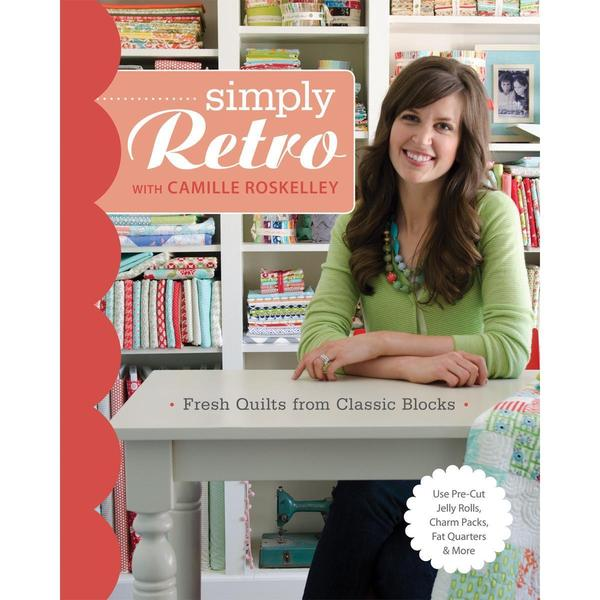 Stash Books - Simply Retro W/Camille Roskelley