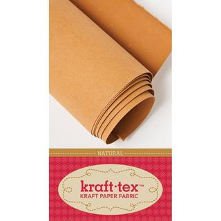 Kraft-Tex Kraft Paper Fabric - Natural 18 X54