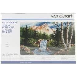 Classics Latch Hook Kit 30 X50 - Sierra