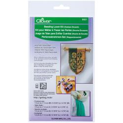 Beading Loom Kit - Emblem Brooch