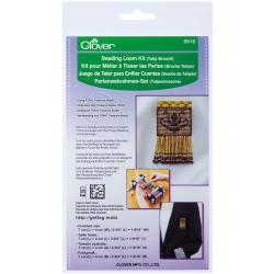 Beading Loom Kit - Tulip Brooch