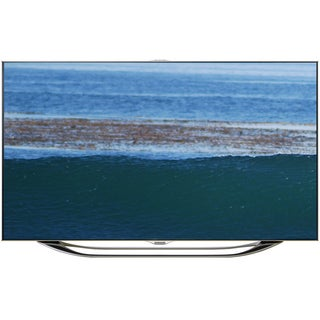 "Samsung UN55ES8000 55"" 1080p 240Hz 3D Slim LED Smart TV (Refurbished)"