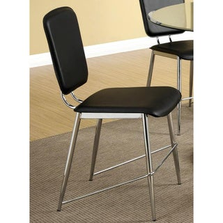 April Contemporary Dining Chairs (Set of 2)