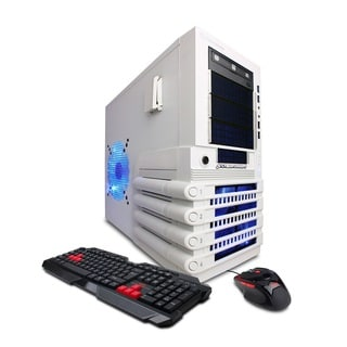 CyberpowerPC Gamer Supreme SLC6200 3.5GHz Liquid Cool Gaming Computer