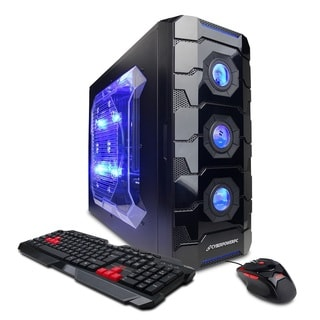 CyberpowerPC Gamer Aqua GLC2240 3.5GHz Liquid Cool Gaming Computer