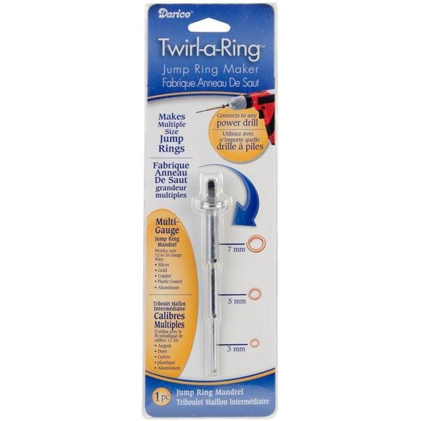 Twirl-A-Ring Jump Ring Maker -