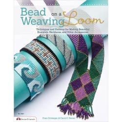 Design Originals - Bead On A Weaving Loom