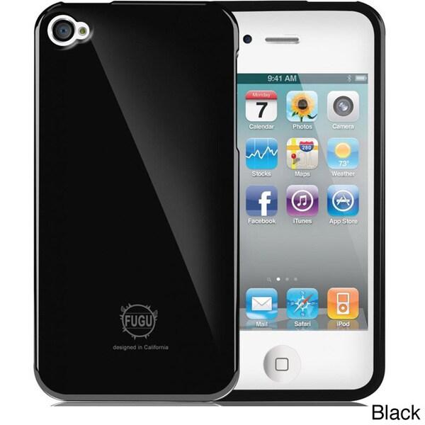 FUGU Gear iPhone 4/4S Slim Fit Pearl Jelly Flexible TPU Case