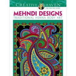 Dover Publications - Mehndi Designs