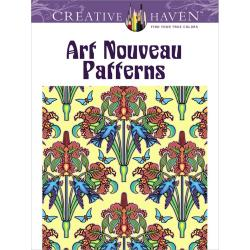 Dover Publications - Art Nouveau Patterns