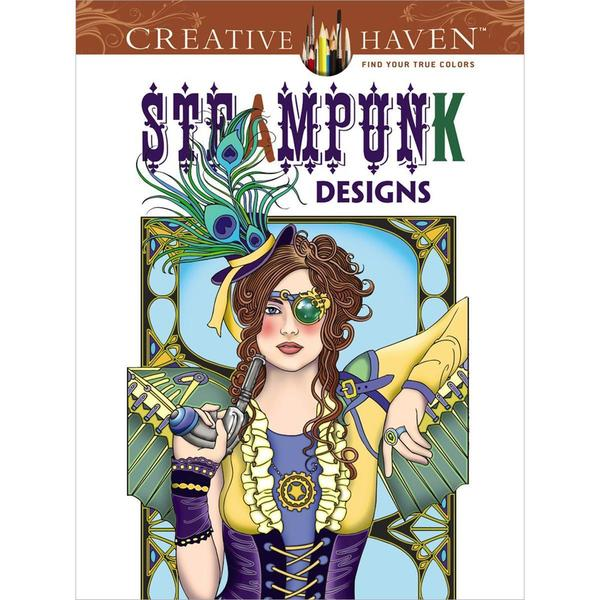 Dover Publications - Steampunk Designs