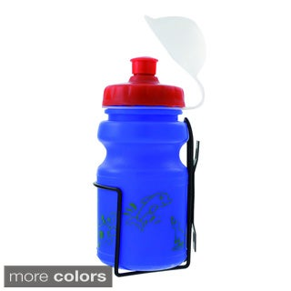 Ventura Children's 12 oz. Water Bottle and Cage Set