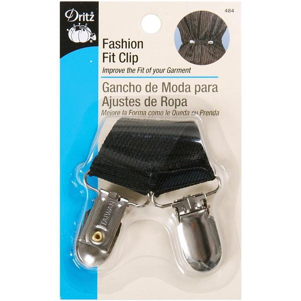 Fashion Fit Clip - Black