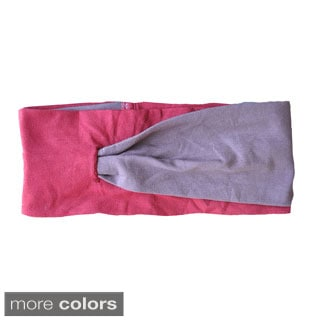 Two-tone Combo Organic Cotton Yoga Headband (Nepal)