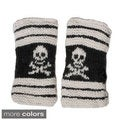 Happy Skull Hand-knit Hand Warmer (Nepal)