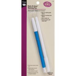 Mark-B-Gone Combo Pack - 2/Pkg One Each White & Blue