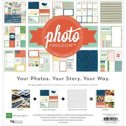 Photo Freedom Volume 2 Collection Kit 12 X12 -