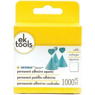 Vario Permanent Adhesive Tab Refill 1000/Pkg -