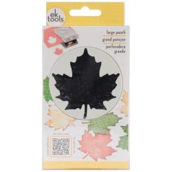 Slim Paper Punch Large - Maple Leaf