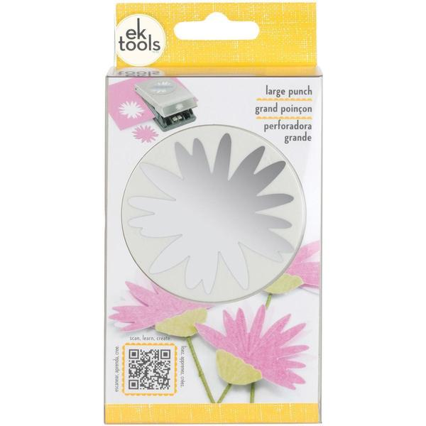 Slim Paper Punch Large - Flower Mum