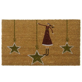 "Rubber-Cal Contemporary Holiday Door Mats (18""x30"")"