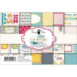 Wonderful Day Brag Paper Pad 4 X6 -