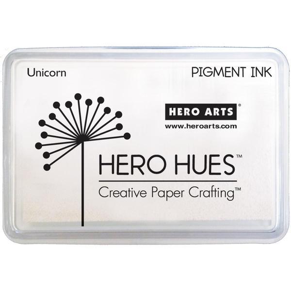 Hero Hues Pigment Dye Inkpad - Unicorn 11782710