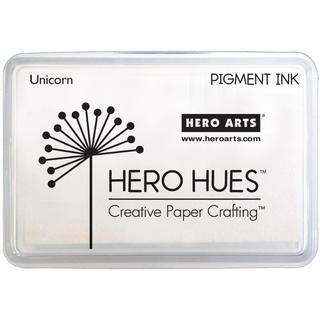 Hero Hues Pigment Dye Inkpad - Unicorn