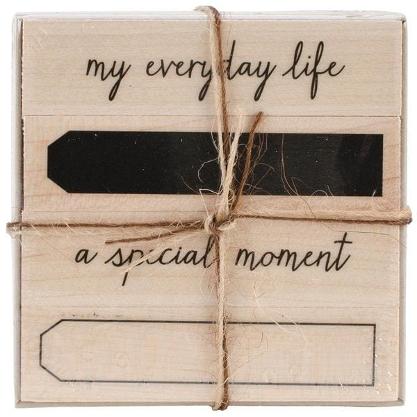 Hero Arts Mounted Rubber Stamps - My Everyday Life 11782717