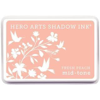 Hero Arts Midtone Inkpads - Fresh Peach